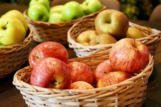 manzana calorias